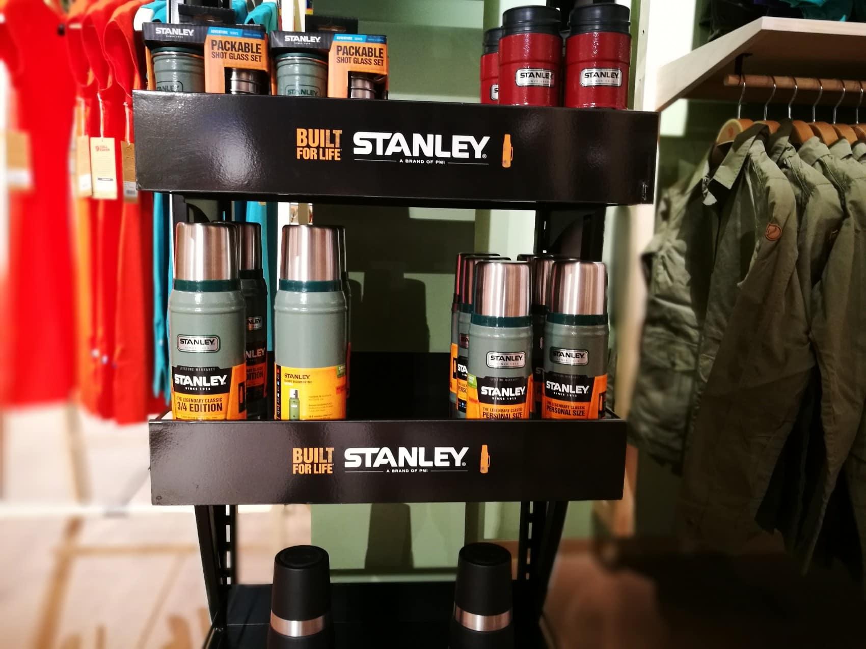Stanley robuste termoser og turkopper