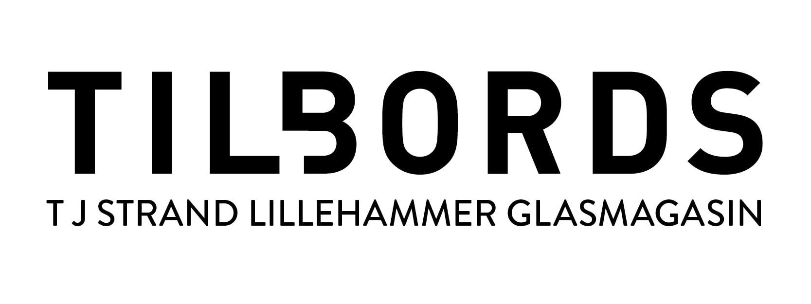 T J  Strand Lillehammer Glasmagasin