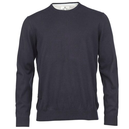Hansen & jacob - cotton cashmere crewneck